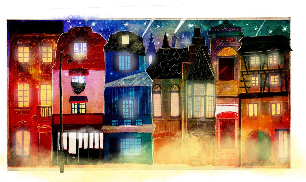 Illustration by David Litchfield