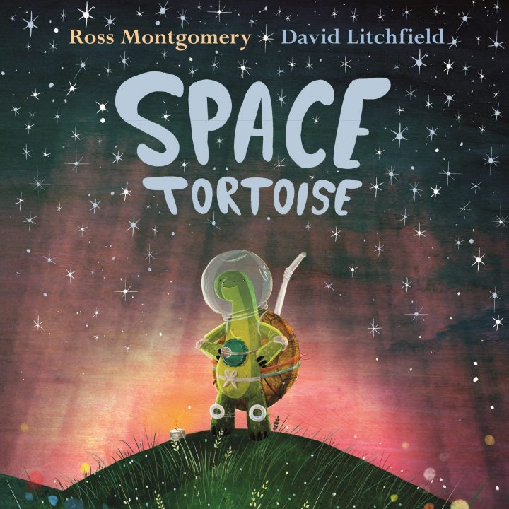 Storytelling with David Litchfield and Ross Montgomery