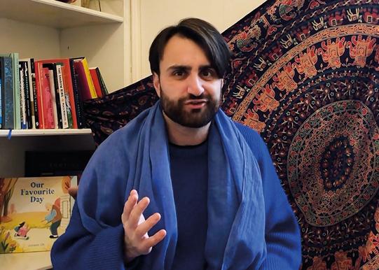 Watch Nimesh the Adventurer storytelling (Premieres 6 March)