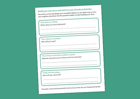 Download activity worksheet (via link above)