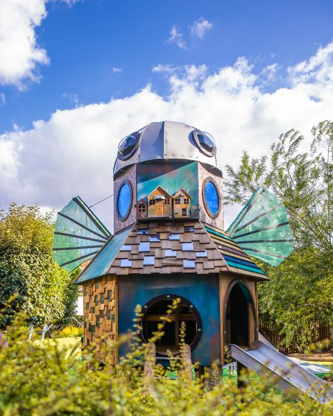 Venture into our new Story Garden